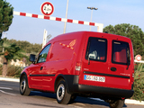 Opel Combo (C) 2001–05 photos