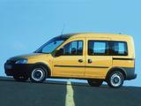 Opel Combo Combi (C) 2001–05 photos