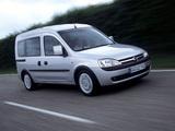 Opel Combo Tour (C) 2001–05 photos