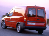 Opel Combo (C) 2001–05 pictures