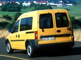 Opel Combo Combi (C) 2001–05 pictures