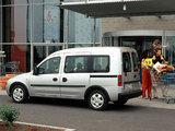 Opel Combo Tour (C) 2001–05 pictures