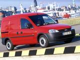 Opel Combo (C) 2001–05 wallpapers