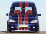 Opel Combo Eau Rouge Concept (C) 2002 pictures