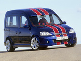 Opel Combo Eau Rouge Concept (C) 2002 wallpapers