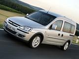 Opel Combo Tour (C) 2005–11 photos