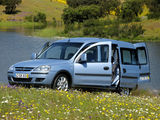 Opel Combo Tour (C) 2005–11 pictures