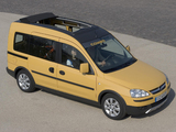 Opel Combo Tour Tramp (C) 2005–11 pictures