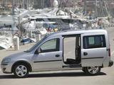 Opel Combo Tour (C) 2005–11 wallpapers