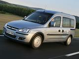 Opel Combo Tour CNG (C) 2009–11 photos