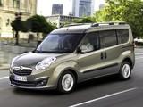 Opel Combo Tour (D) 2011 images