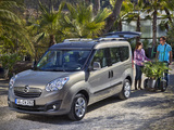 Opel Combo Tour (D) 2011 images