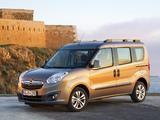 Opel Combo Tour (D) 2011 photos
