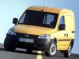 Photos of Opel Combo (C) 2001–05
