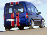 Photos of Opel Combo Eau Rouge Concept (C) 2002