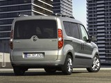 Photos of Opel Combo Tour (D) 2011
