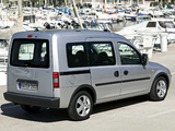 Pictures of Opel Combo Tour (C) 2005–11
