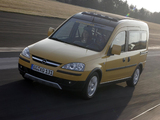 Pictures of Opel Combo Tour Tramp (C) 2005–11