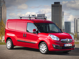 Pictures of Opel Combo LWB Cargo (D) 2011