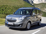 Pictures of Opel Combo Tour (D) 2011