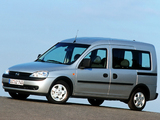 Opel Combo Tour (C) 2001–05 wallpapers