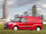 Opel Combo LWB Cargo (D) 2011 wallpapers