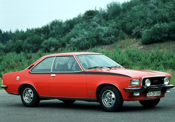 opel commodore gs e coupe b 1972 77 images. Black Bedroom Furniture Sets. Home Design Ideas