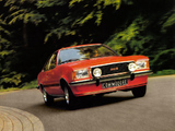 Opel Commodore GS/E Coupe (B) 1972–77 images