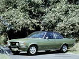 Photos of Opel Commodore GS/E Coupe (B) 1972–77