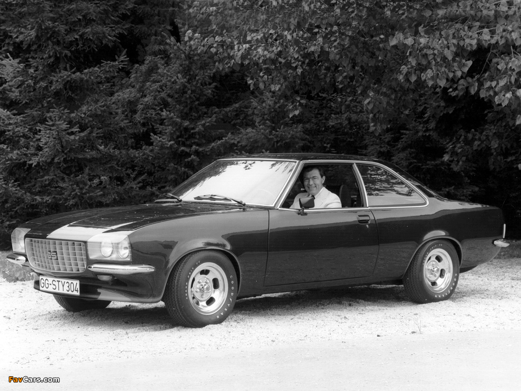 Pictures of Opel Commodore (1024 x 768)