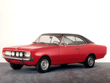 Pictures of Opel Commodore GS/E Coupe (A) 1967–71