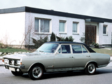Pictures of Opel Commodore GS (A) 1967–72