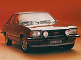 Pictures of Opel Commodore GS/E (B) 1972–78