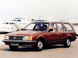 Pictures of Opel Commodore Voyage (C) 1980–82