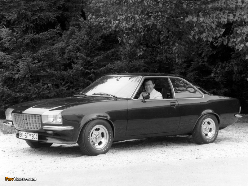 Pictures of Opel Commodore (800 x 600)