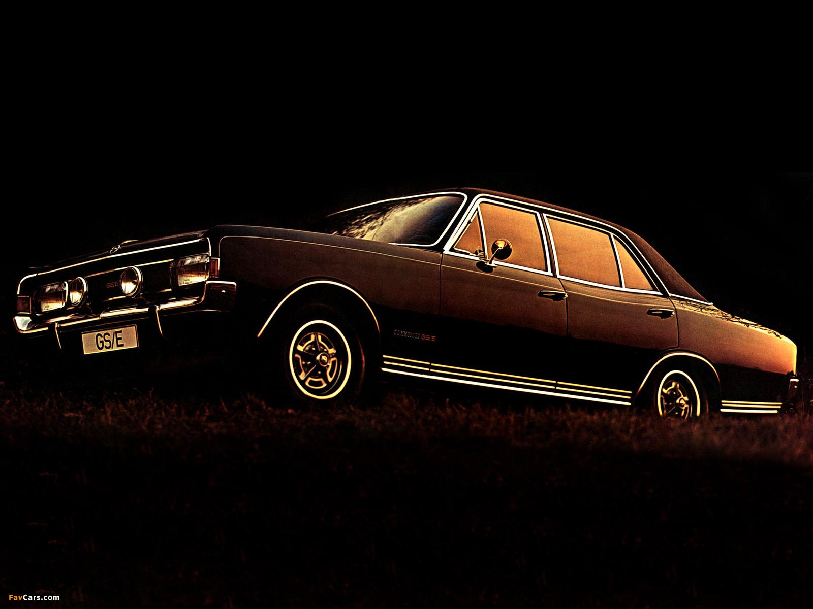 Opel Rekord (E2) 1982