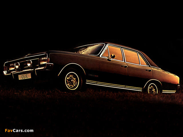 Opel Commodore GS/E (A) wallpapers (640 x 480)