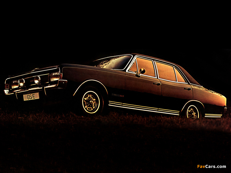Opel Commodore GS/E (A) wallpapers (800 x 600)