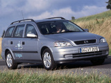 Images of Opel Astra Caravan CNG (G) 2002