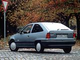 Opel Kadett Impuls I (E) 1991 images