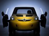 Opel Trixx Concept 2004 wallpapers