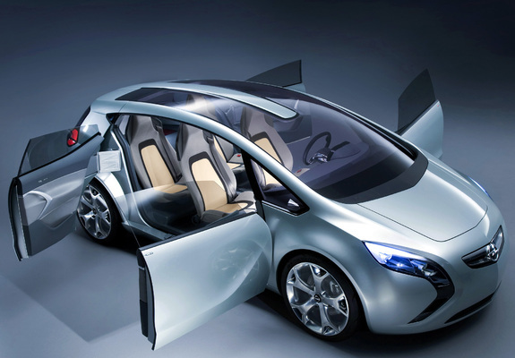 Opel Flextreme Concept 2007 Images