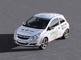 Schaeffler Opel Corsa Hybrid Car (D) 2010 photos