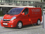 Opel Vivaro e-Concept 2010 wallpapers