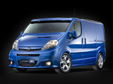 Photos of Opel Vivaro VPC Concept 2007