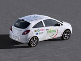 Photos of Schaeffler Opel Corsa Hybrid Car (D) 2010