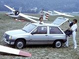 Images of Opel Corsa 3-door (A) 1982–90