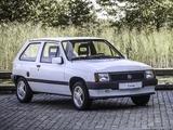 Images of Opel Corsa 3-door (A) 1987–90