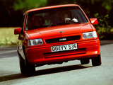 Images of Opel Corsa GSi (A) 1990–93