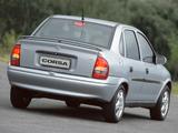 Images of Opel Corsa Classic 1.6i (B) 1998–2002